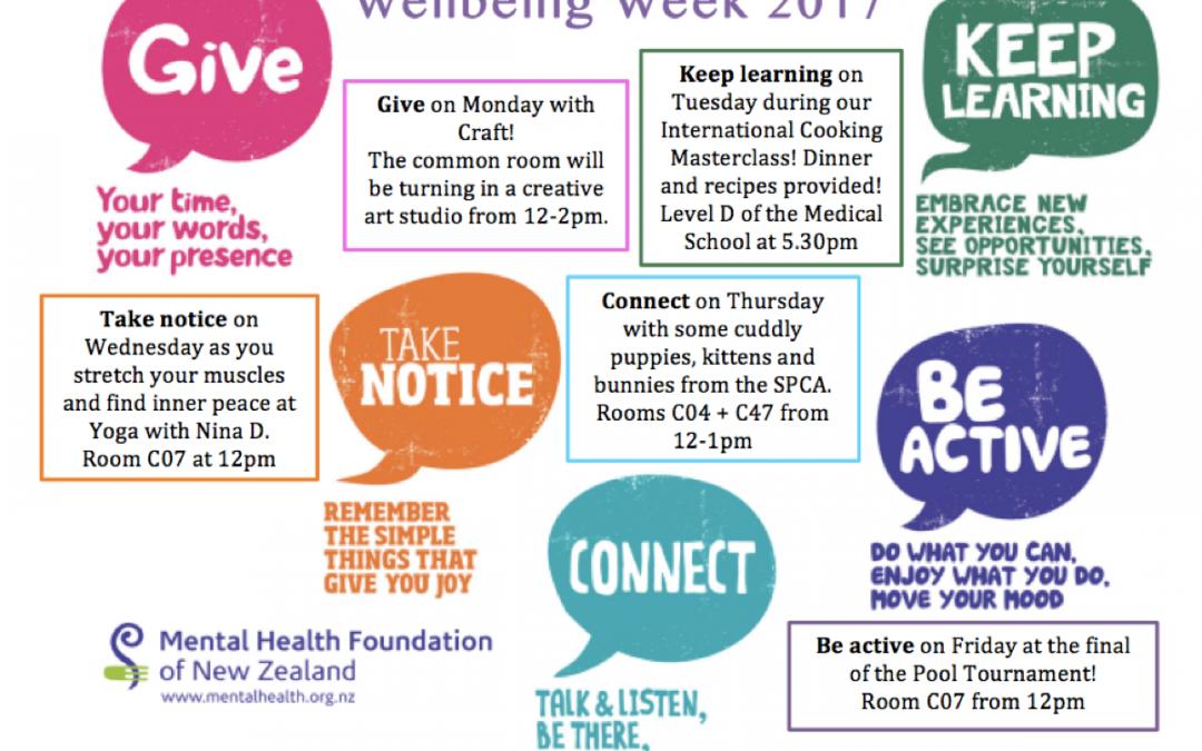 Welfare Week